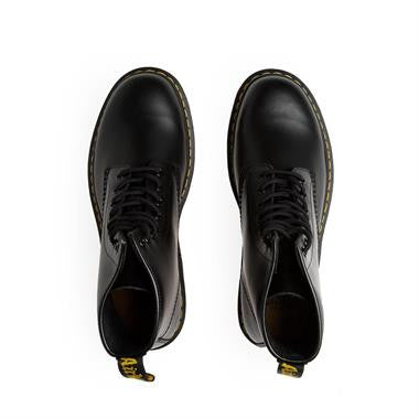 Dr Martens 1460 8 Hole Black Smooth Leather Boots 1460z