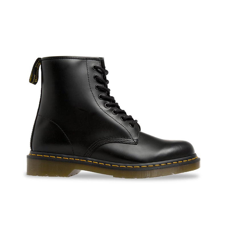Dr Martens 1460 Black Smooth Leather 8 hole Boots