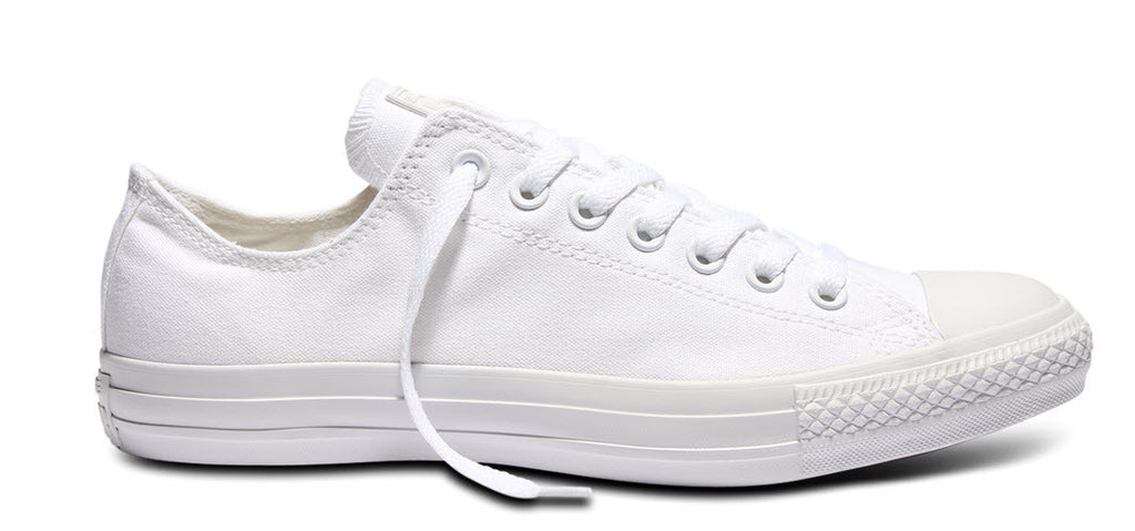 unconditional fitting Decay  Converse Chuck Taylor All Stars White Monochrome Ox 1U647 – Famous Rock Shop
