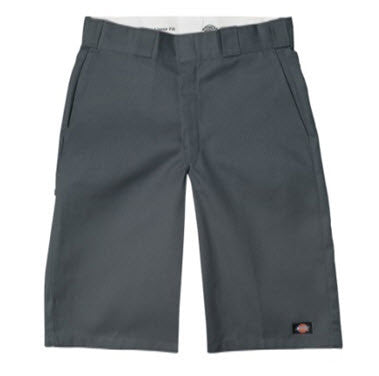 Dickies 42283 13 Inch Loose Fit Multi Pocket Work Short Charcoal More colours   Famous Rock Shop 517 Hunter Street Newcastle 2300 NSW Australia
