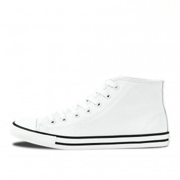 Converse CT Dainty Leather Mid White  Famous Rock Shop 517 Hunter Street Newcastle 2300 NSW  Australia
