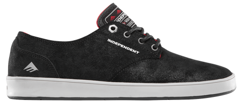 Emerica Romero Laced X Indy Black Grey Black 6107000194-005-S-001