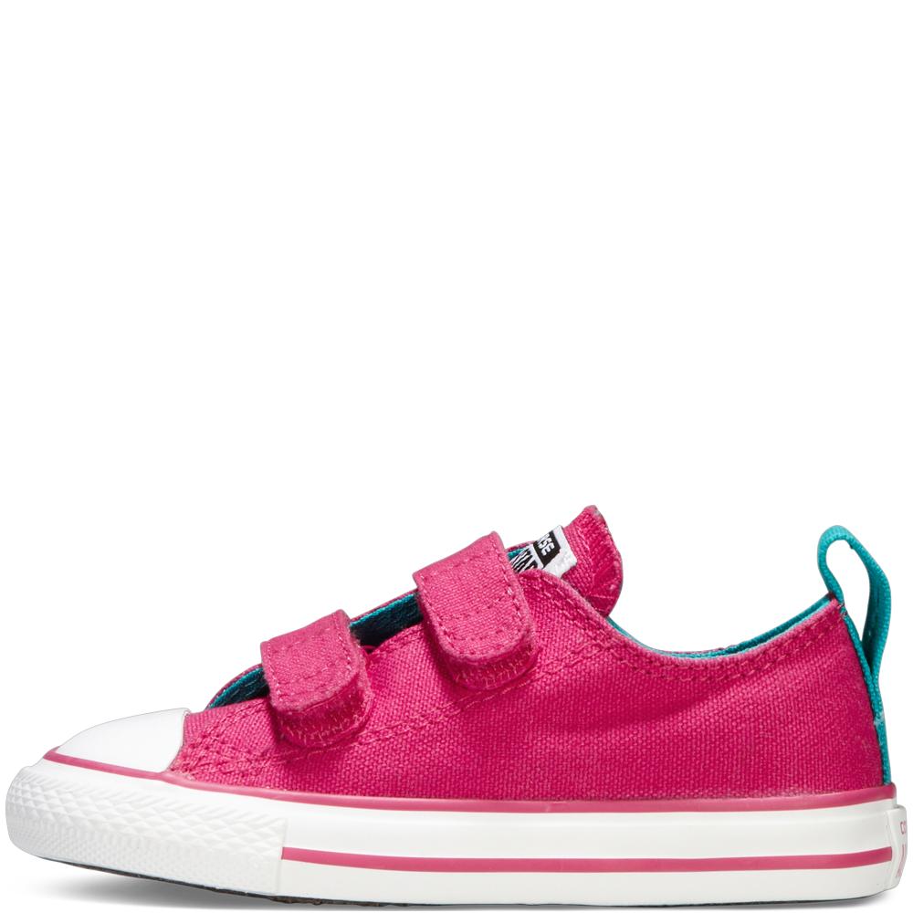 d7c4e7bb5862 Converse Infants Ox CT 2V Cosmos Pink 745250C – Famous Rock Shop