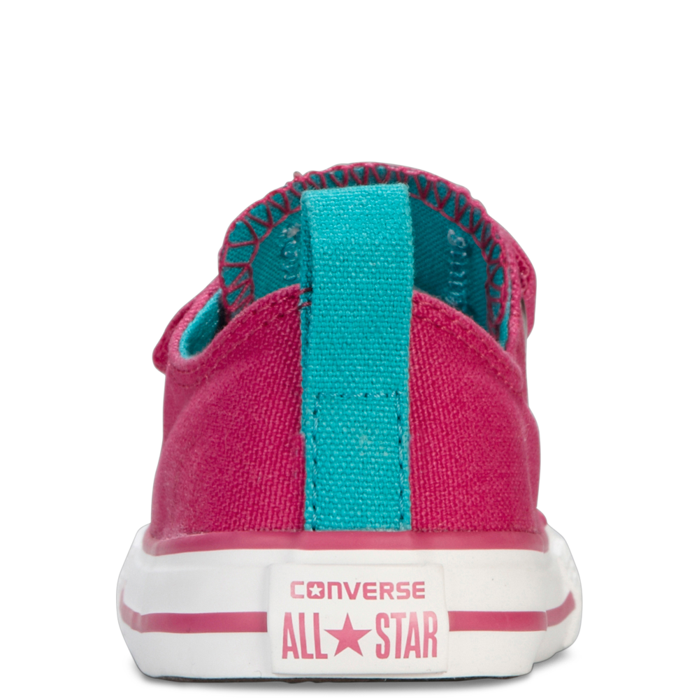 5366ab6a1736 Converse Infants Ox CT 2V Cosmos Pink 745250C – Famous Rock ...