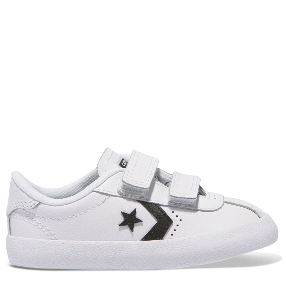 a9751307101fbf Converse Breakpoint 2V Leather Toddler Low Top White 758202C ...