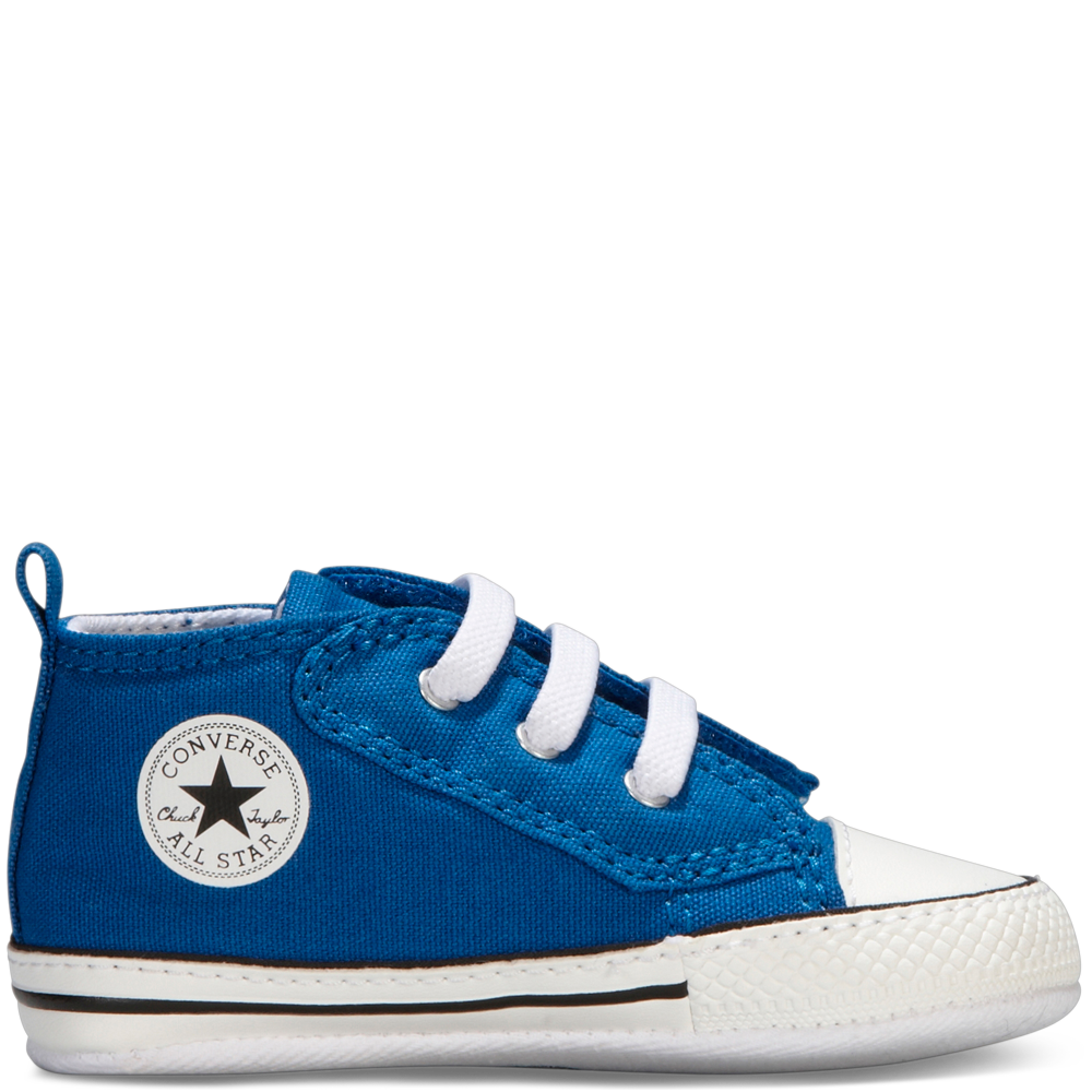 d6b79125bb92 Converse Crib Easy Slip Electric Blue. Baby Shoes Newcastle. Famous Rock  Shop.
