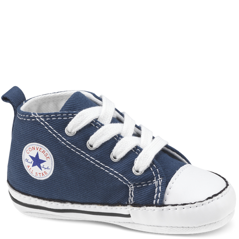Converse Crib First Star Navy