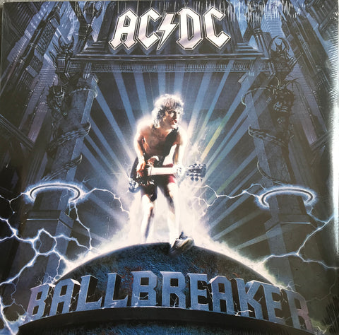 ACDC BALLBREAKER Vinyl LP 8884309291 Famous Rock Shop Newcastle 2300 NSW Australia