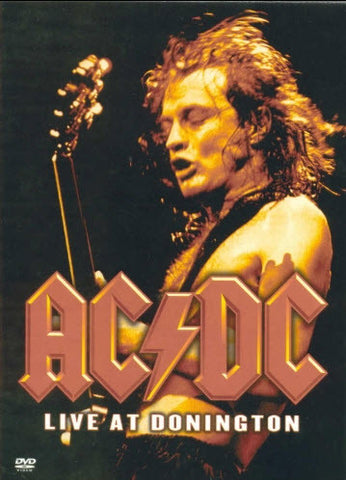 ACDC Live at Donington BLURAY