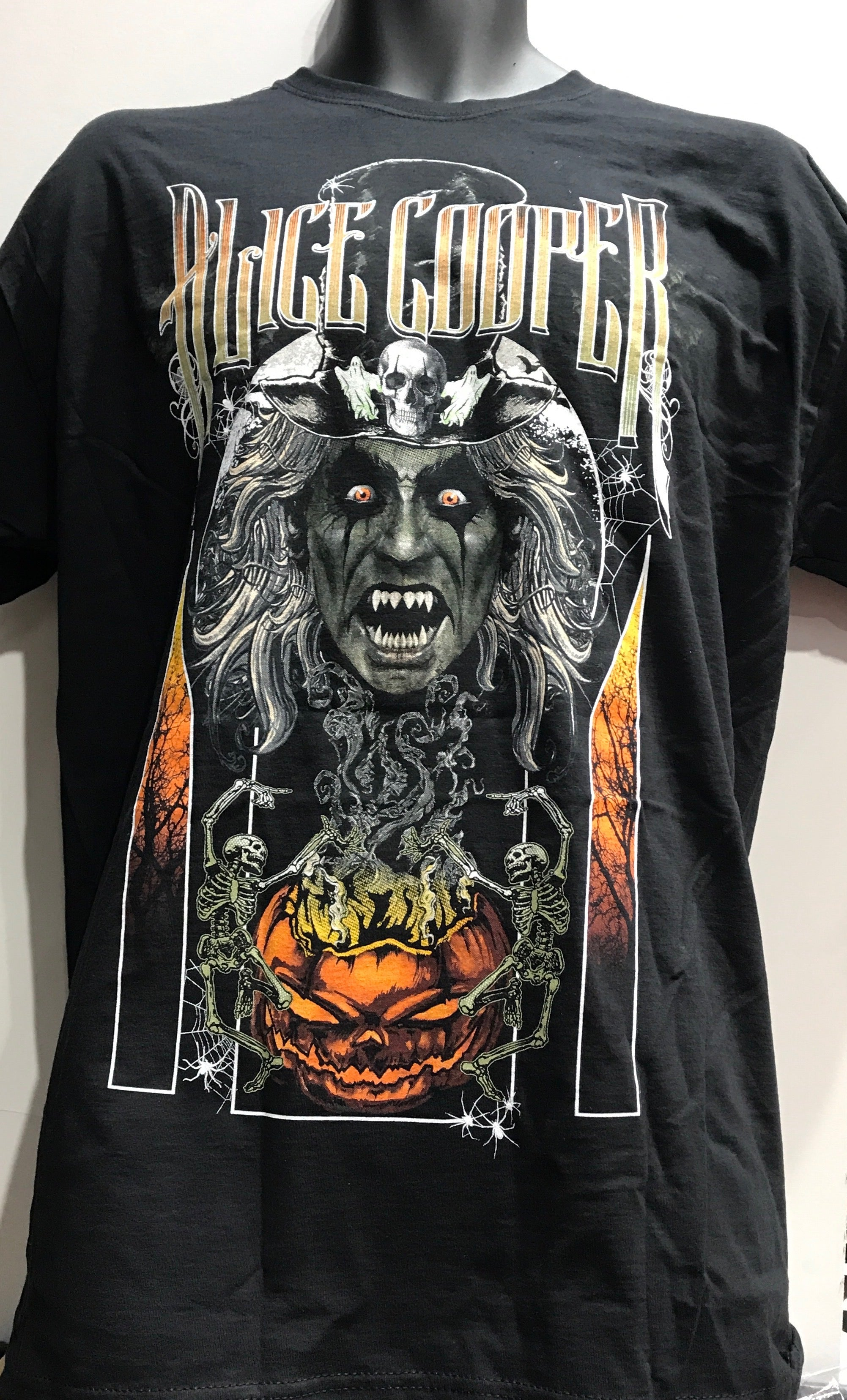 alice cooper i am halloween mens t shirt actee12mb0 famous rock shop newcastle 2300 nsw