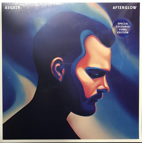 ASGEIR AFTERGLOW LP SPLATTER VINYL