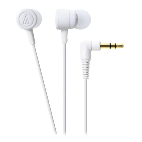 Audio-Technica Dip Earbuds White