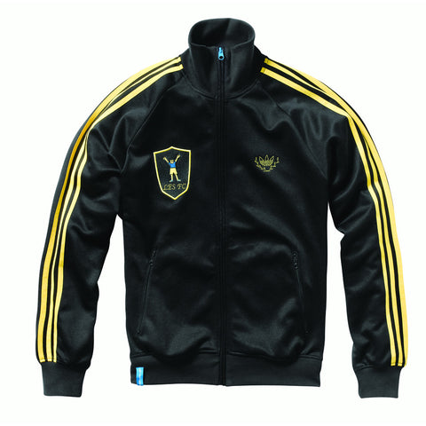 Adidas Gonz Track Top Black Gold