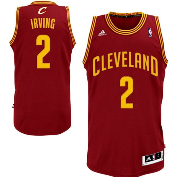 89e15d2c6887a Adidas NBA Jersey Cleveland IRVING 2 100% Polyester. Famous Rock Shop  Newcastle 2300 NSW ...