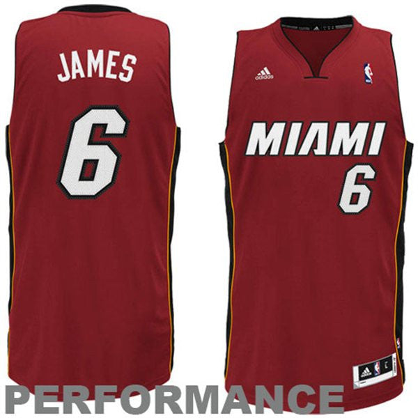 Adidas NBA Jersey Miami JAMES