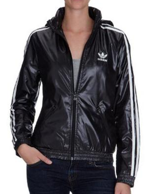 Adidas Originals CR Windbreaker Jacket Black P01594