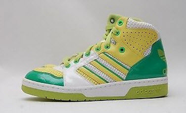 Adidas Originals Instinct Hi Women's 677691 RUNWHT/MATYEL/LIME  Famous Rock Shop Newcastle. 517 Hunter Street Newcastle, 2300 NSW Australia