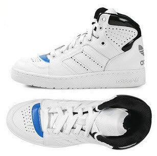 Adidas Originals Instinct Hi Women's G04055  WHT/BLACK1/BLUBIR   Famous Rock Shop Newcastle. 517 Hunter Street Newcastle, 2300 NSW Australia