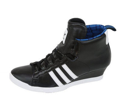 Adidas Originals Round-It Wedge Women's G61139. BLACK1/WHT/DRKROY Famous Rock Shop. 517 Hunter Street Newcastle, 2300 NSW Australia