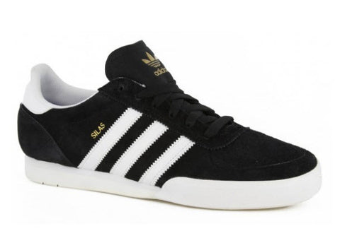 Adidas Originals Silas SLR Skateboarding G98074. BLACK1/RUNWHT/BLACK1  Famous Rock Shop. 517 Hunter Street Newcastle, 2300 NSW Australia