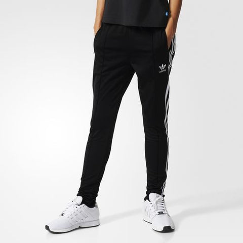 Adidas Originals Supergirl Track Pants Black AJ8456