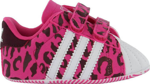 Adidas Originals Superstar 2 Crib M25287 Sizes Crib 0-3. PINK/FTWWHT/MAROON Famous Rock Shop. 517 Hunter Street Newcastle, 2300 NSW Australia