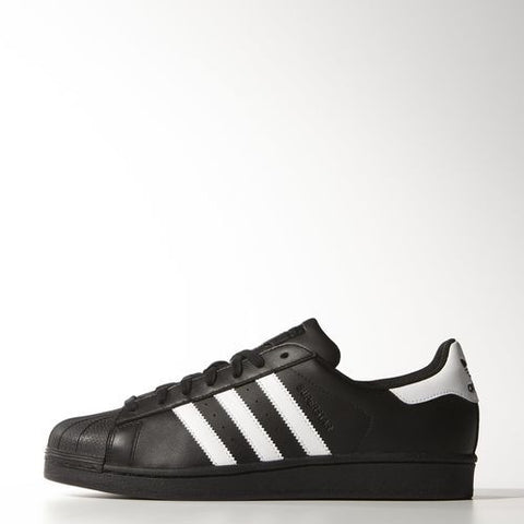 Adidas Originals Superstar Foundation Black White Black