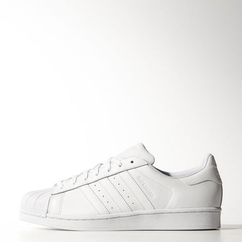 Adidas Originals Superstar Foundation White White White B27136