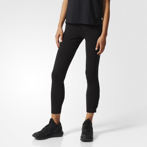 Adidas Originals Train Snap Leggings Black AJ8896