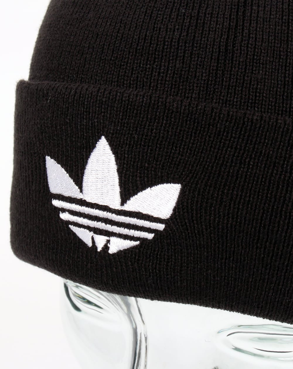 94b01c043cf73 Adidas Originals Trefoil Beanie Black AY9330 – Famous Rock Shop