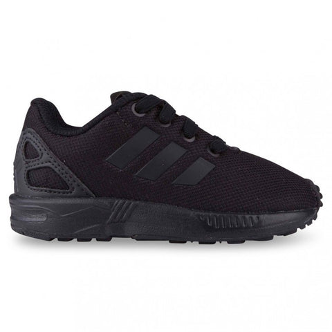 Adidas Originals Zx Flux El Youth Black/Black/Black S82695