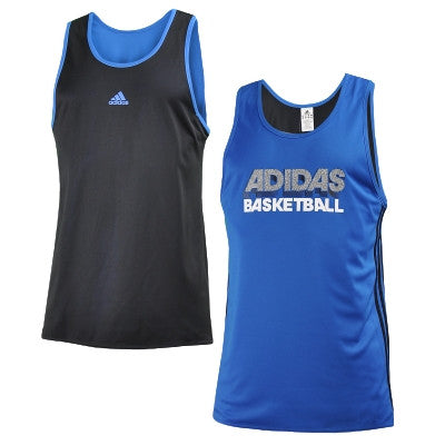 Adidas Reversible Basketball Jersey Blue GFX REV JERS Sport Star Pro Newcastle 2300 NSW Australia
