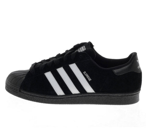 Adidas Superstar Skate Black/ Black/ White Canvas G24033