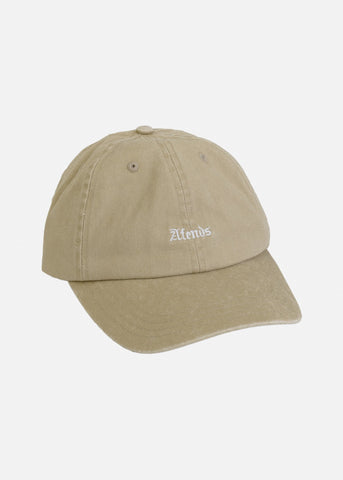Afends Jonsson Curved Brim Cap Khaki A184605 Famous Rock Shop Newcastle, 2300 NSW. Australia. 1