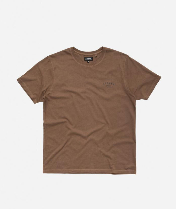 Afends Men's Standard Issue Standard Fit Tee Kangaroo M191009 Famous Rock Shop Newcastle, 2300 NSW. Australia. 4