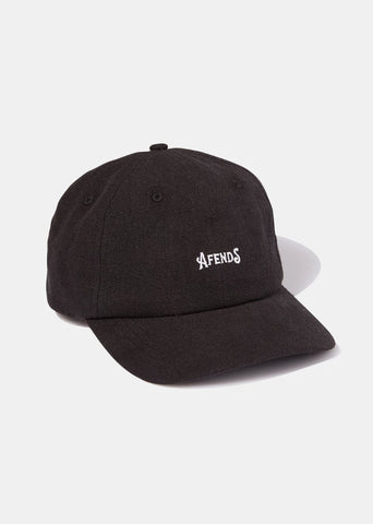 Afends Unisex Candy Hemp Soft Brim 6 Panel Cap A193607 Famous Rock hop Newecastle, 2300 NSW. Australia. 1