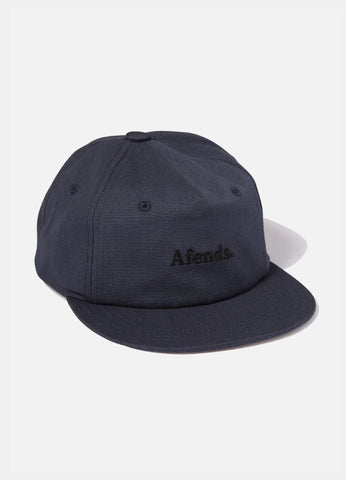 Afends Unisex Zone Half Moon Cap Slate A193604 Famous Rock Shop Newcastle, 2300 NSW. Australia. 1