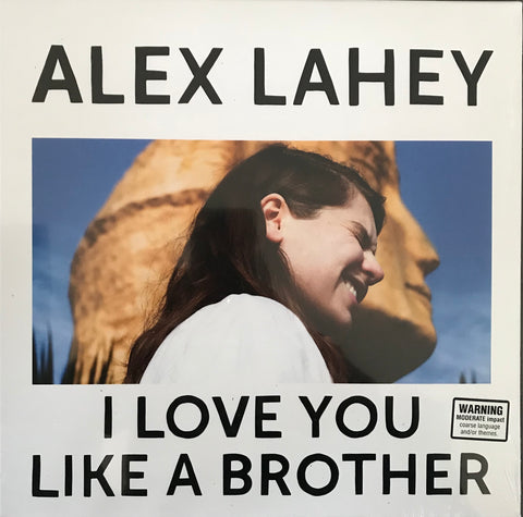 Alex Lahey I Love You Luke A Brother Indie & D2C Exclusive Vinyl Blue LP ALEX LAHEY NBR001LPX Famous Rock Shop Newcastle 2300 NSW Australia