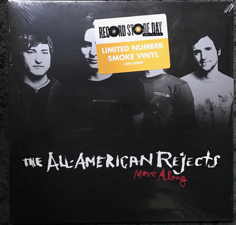 All-American Rejects - Move Along Limited Number Smoke Vinyl