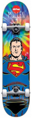 Almost Mullen Superman Tie Dye Skateboard