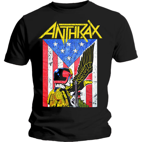 Anthrax Dead Eagle Men Famous Rock Shop Newcastle NSW Australia