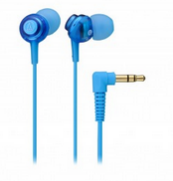 Audio-Technica Dip Earbuds Light Blue