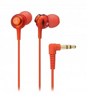 Audio-Technica Dip Earbuds Orange