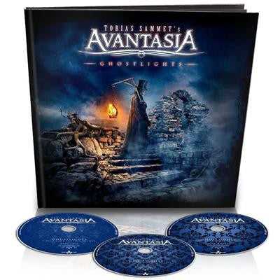 Avantasia - Ghostlights (Deluxe Earbook Edition) NB36354