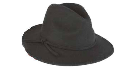 Avenel Miranda Hat Black 6097  Famous Rock Shop 517 Hunter Street Newcastle 2300 NSW Australia