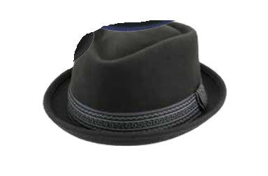 Avenel Mr Parker Hat Charcoal 21170  Famous Rock Shop  Newcastle 2300 NSW  Australia