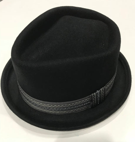 Avenel Mr Parker Hat 21170 black  Famous Rock Shop Newcastle 2300 NSW Australia