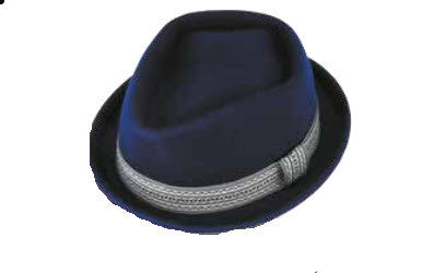 Avenel Mr Parker Men's Hat Navy 21170