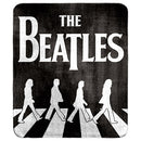 Beatles Abbey Road Throw Rug Famous Rock Shop Newcastle 2300 NSW Australia