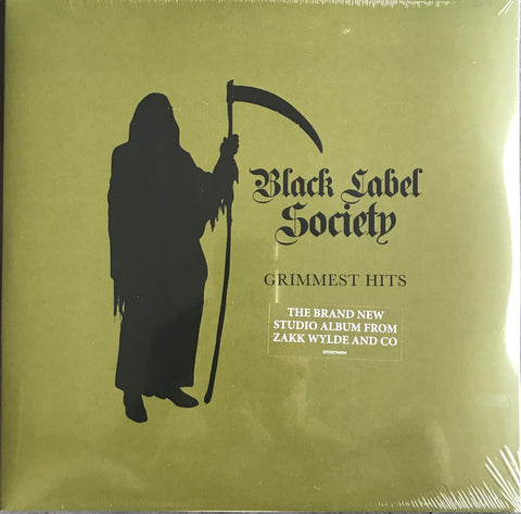 Black Label Society Grimmest Hits Vinyl LP SPINE796956 0602557969566 Famous Rock Shop Newcastle 2300 NSW Australia